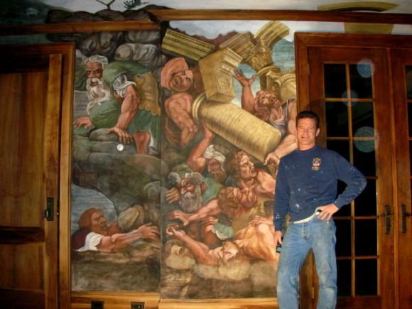 sean crosby mural