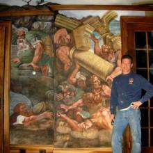Sean Crosby Master Decorative Artist reCreation