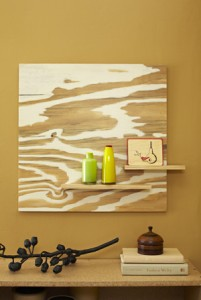 Go-with-the-Grain PlyWood Artwork