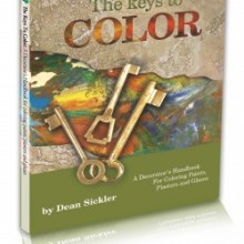 Dean Sickler's New Color Book…
