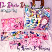 The Dixie Doodler's Doodle Bags and More {A Look Back}