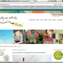 kelly-rae-blog-screenshot