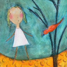 Carla Sonheim…artist, author, teacher