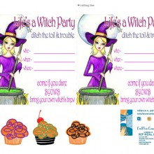 lifes a witch invite