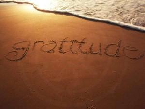 Unpredictable Turbulence and Gratitude