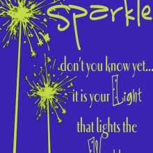 Sparkle Into 2011…A Gift for You