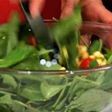 Bethenny's Arugula Salad