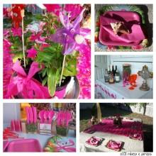 KMart Outdoor Makeover Flamingo Soirée~Day 4