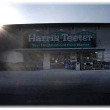 Shopping for Grandchildren at Harris Teeter