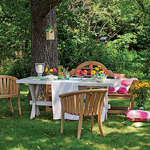 Party Ideas…A Colection of Outdoor Party Ideas I Really Like