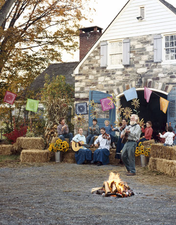 Party Ideas...A Colection of Outdoor Party Ideas I Really Like ...