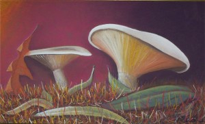 2 Works by Guest Artist Vicki Miller