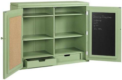 I Heart Martha Stewart Craft Storage Hutch
