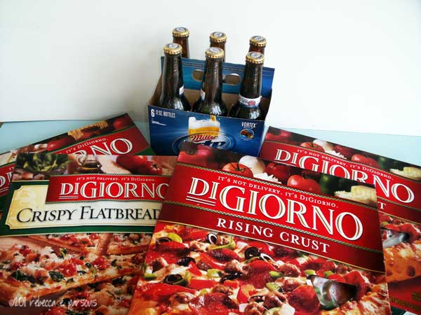 Homegating With D Super Fan Amp Digiorno Recipes