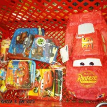 Cars 2 (#gocars2) Party Planning at Target