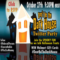 You Are Invited to a #DontBeTheDarkHouse Snickers Mini Twitter Party