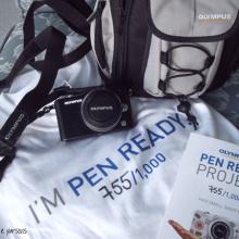 my Olympus PERready camera #755