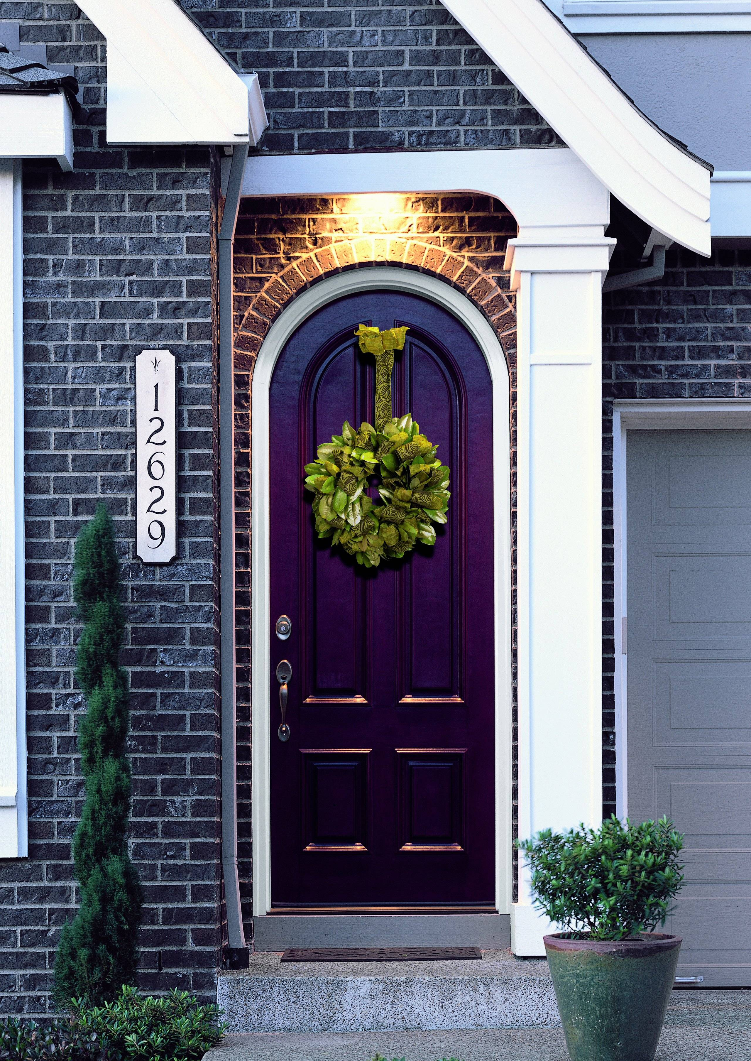 Purple Front Door Color Part 58