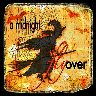 a midnight fly over printable gift from Rebecca E. Parsons