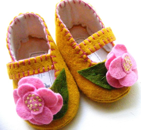 Baby Girl Shoes, Mary Janes