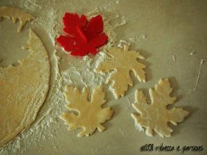 tart crust leaves