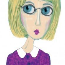 Cre8tiva self portrait