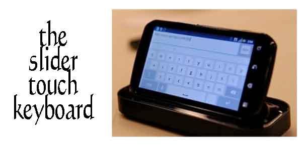 Motorola Photon 4G smartphone slide keyboard