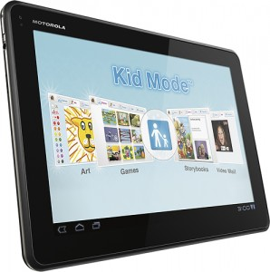 Boomer Geek Girl Learns About a Motorola XOOM Tablet #MotoCalyp
