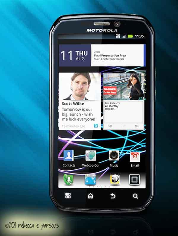 Motorola Photon 4G photon-face