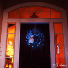 DIY Midnight Clear Decor #KmartHoliday #cBias