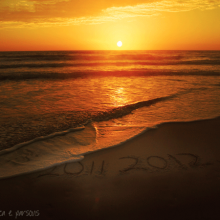 I wish you unlimited joyous moments filled with bliss in 2012