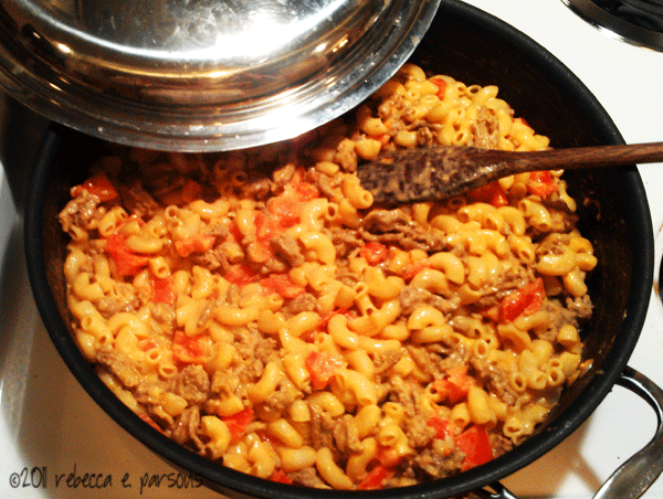 Neely's Favorite Bacon-Cheeseburger Mac recipe Kraft Foods