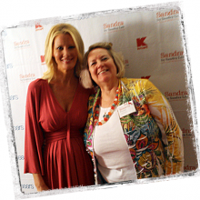 Sandra Lee Rendered Me Speechless at Her Launch Party in NYC #bySandraLee