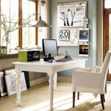 A Room of One's Own~Studio Spaces I Covet