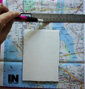 Cre8tive Compass Magazine Blogher 12 handmade travel scrapbook
