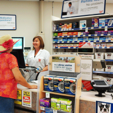 Uninsured Prescription Savings Club at Walgreens #rxsavingsclub