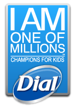 Champions for Kids Dial Into Giving
