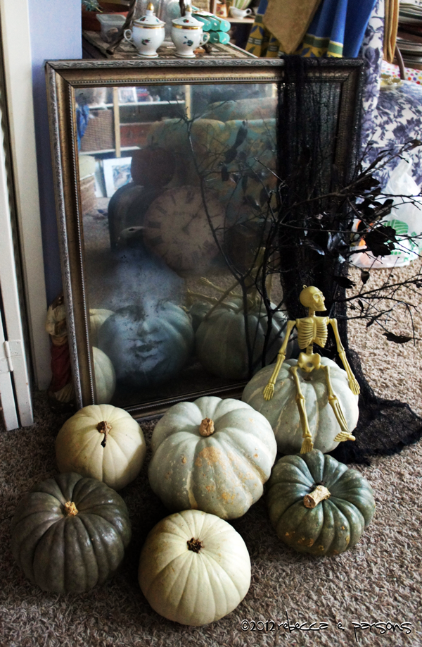 first haunted mirror vignette
