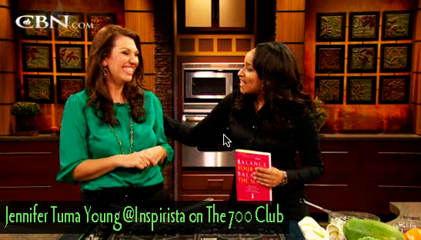 Jennifer Tuma-Young on The 700 Club