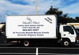 Micah's Place Truck #DIALCFK