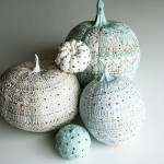 painted pumpkins from alisa burke