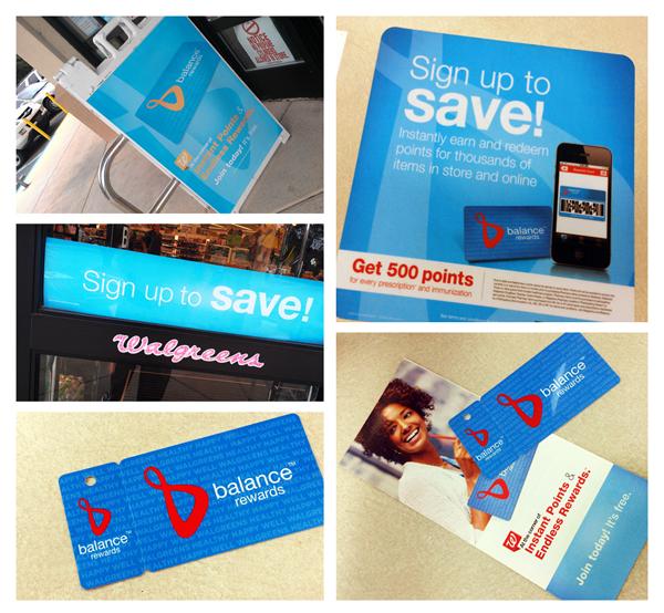 Sign up and save at Wallgreens #BalanceRewards
