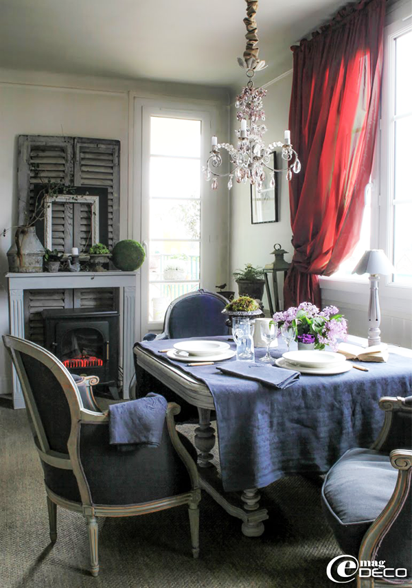 Monday manual of diy style french country - Deco salle a manger ancienne ...