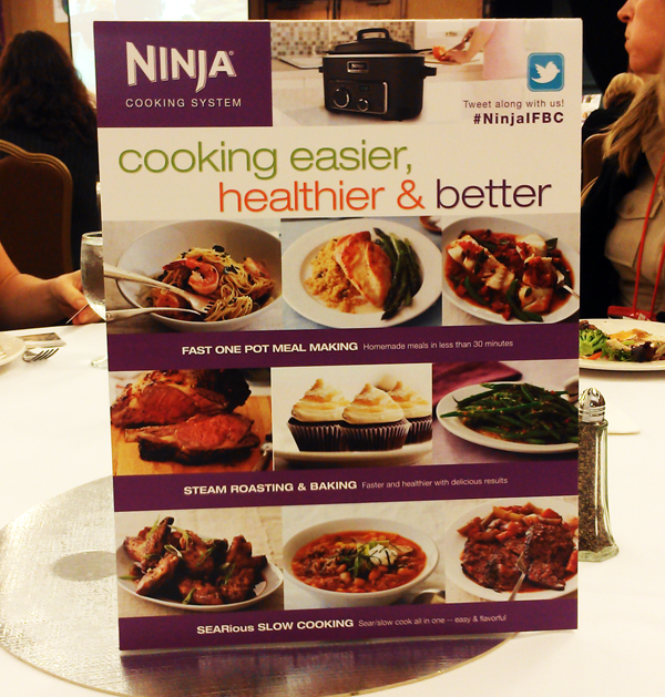 IFBC Ninja Cooking System lunch