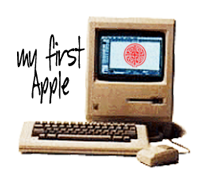 my first Apple computer