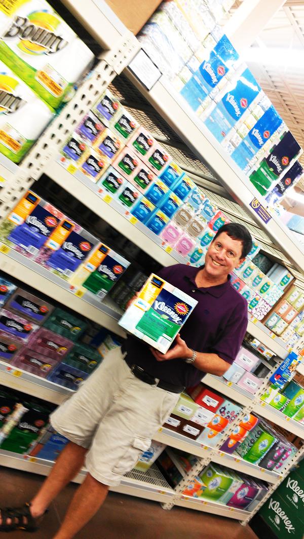 VUDU Kleenex Walmart #SharetheSoft