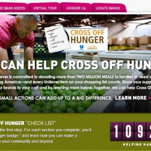 cross off hunger