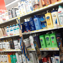 lotions-at-walmart #HolidayGuide