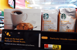 starbucks-blond-blend #DeliciousPairings