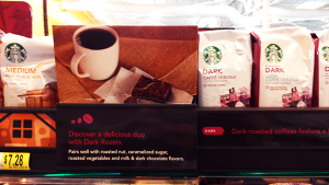 starbucks-dark-blend #DeliciousPairings